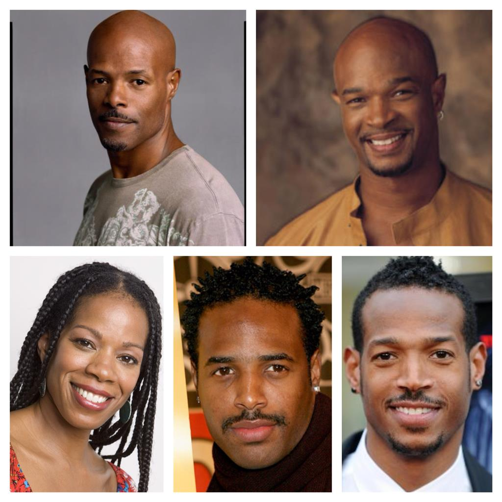 Wayans Family Wayans all have a family