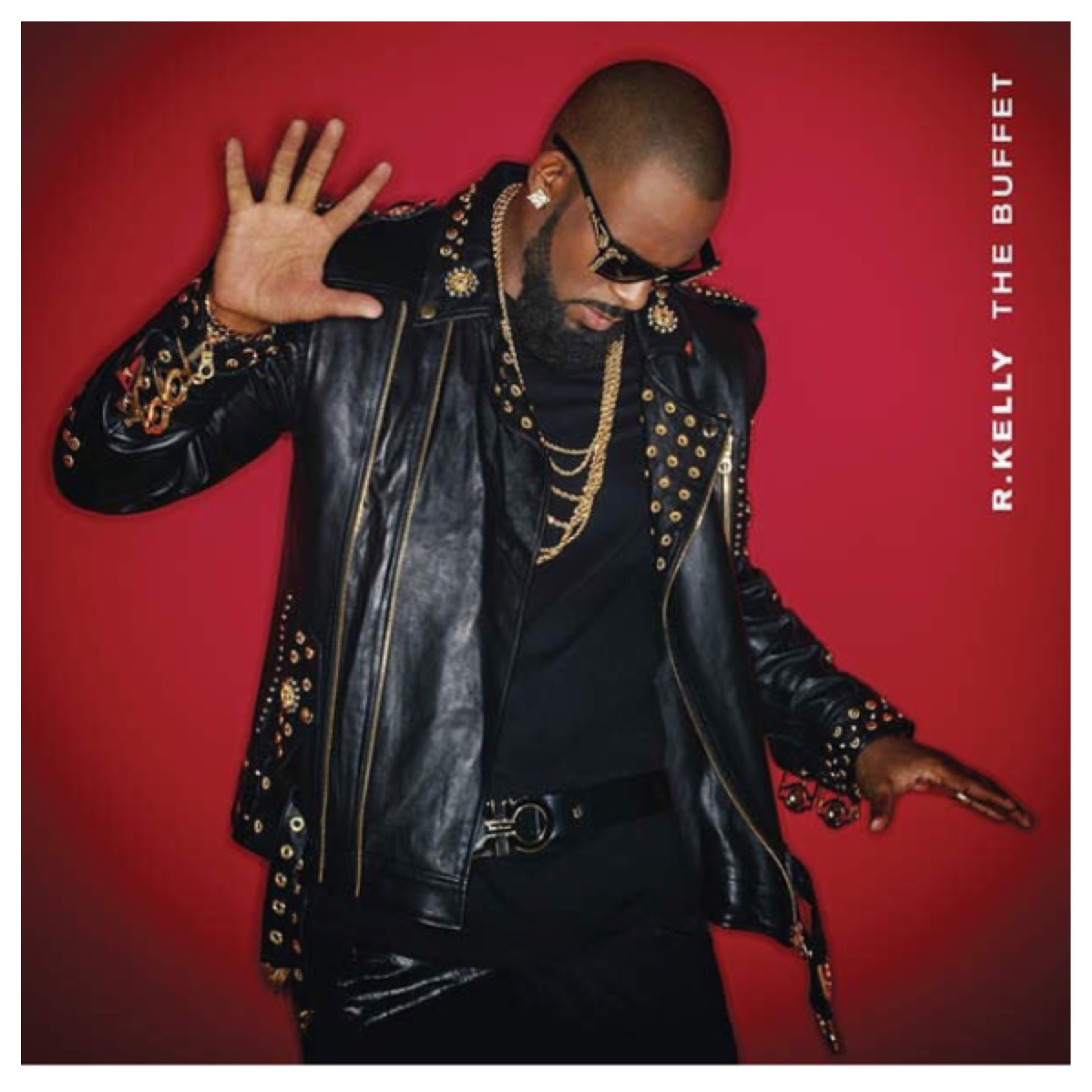 New Album Release: R. Kelly - The Buffet - Can I Talk My Ish