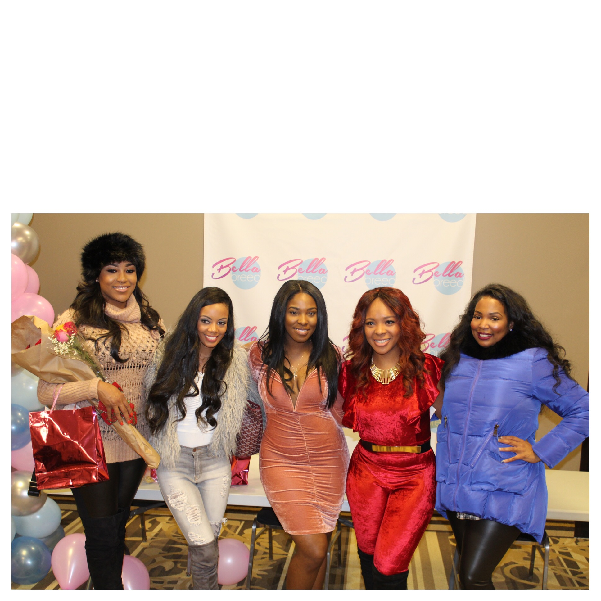 2nd Pc Bella S Lullaby: Bella Breed 2nd Annual Women's Empowerment Event [Recap