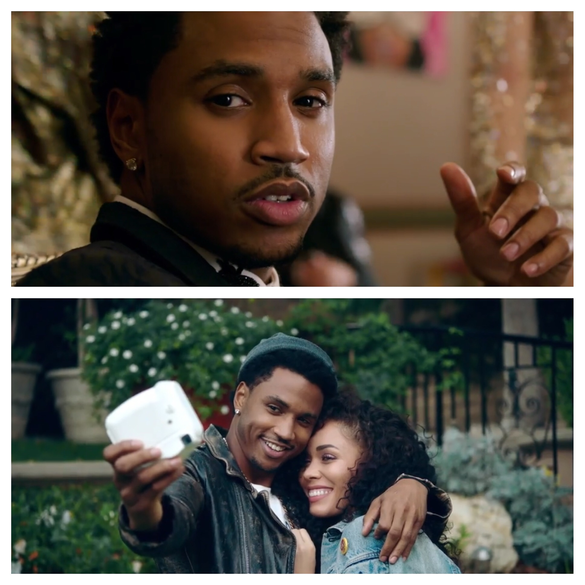 New Ish Trey Songz Nobody Else But You Video Can I Talk My Ish